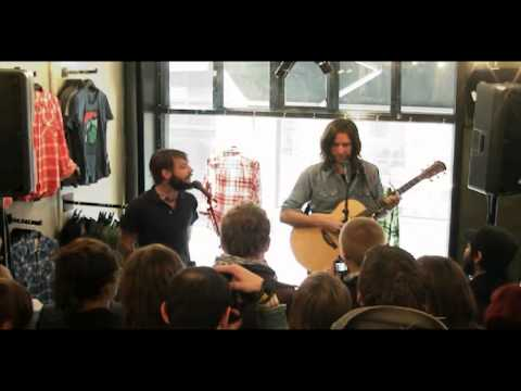 Band of Horses (Live at Nudie Jeans)