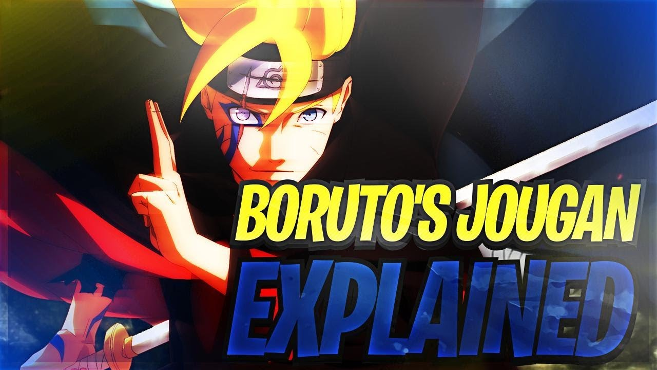 Boruto S Jougan Explained Youtube