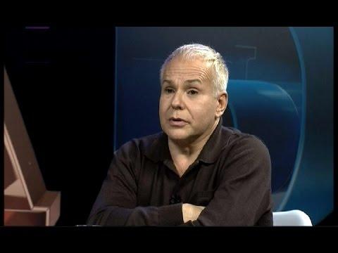 Entrevista Fernando Santos (Deborah Kristall) no programa ''Baseado numa História Verídica'' Canal Q