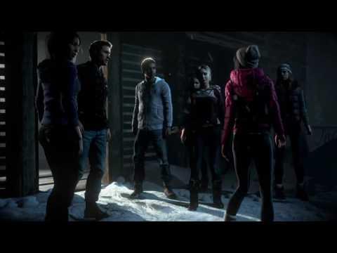 PS4 Прохождение на платину Дожить до рассвета (UNTIL DAWN) - Вступление
