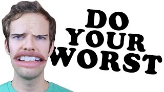 OFFEND ME in 4 words (YIAY #186)