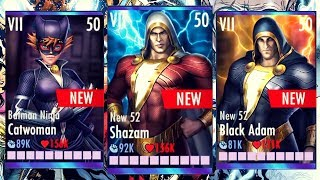 Update 3.2! Injustice Gods Among Us 3.2! iOS/Android!