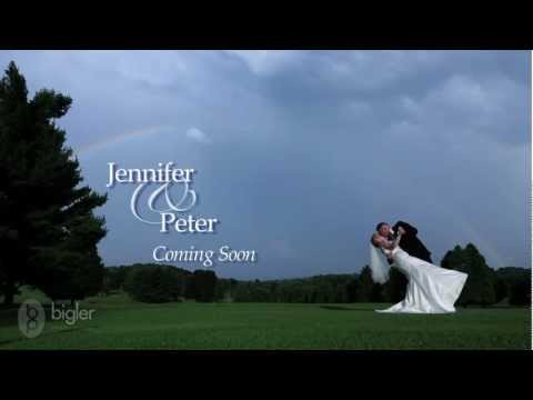 Jennifer & Peter, Country Club of Troy Wedding Preview Video