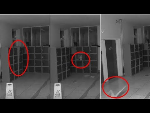 The Real gost catch on  CCTV evar