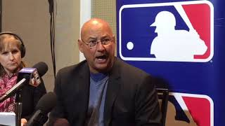 Terry Francona on Jason Kipnis and conversations