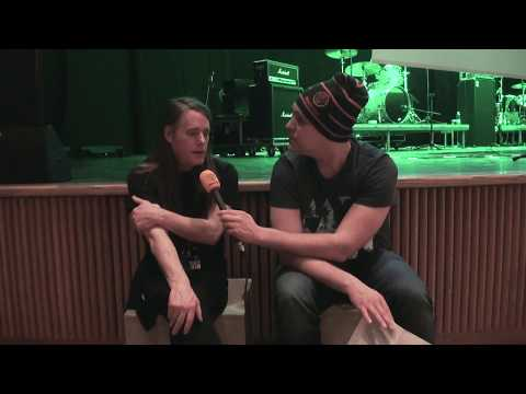 Chad Channing interview about Nirvana @ House Of Culture, Helsinki 18.3.2018