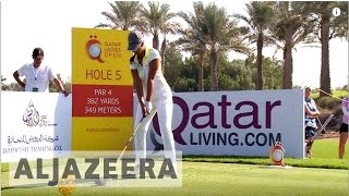 Meet the Arab World's First Female Pro Golfer