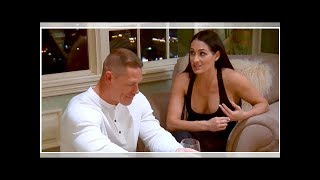 John Cena Lashed Out at Nikki Bella After Choosing His Best Man for Him