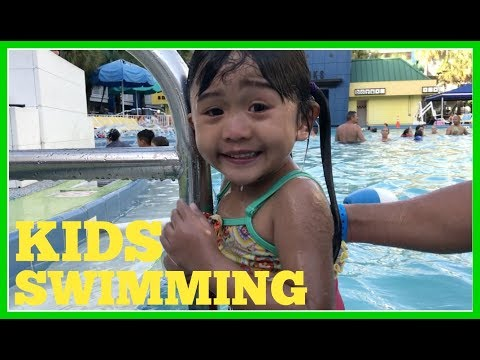 FUN Indoor Pool For Kids SPLASH At KIDZ AMAZE