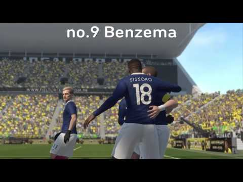 PES Goal of the Month October 2015