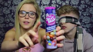 THE CANDY KISSING CHALLENGE!