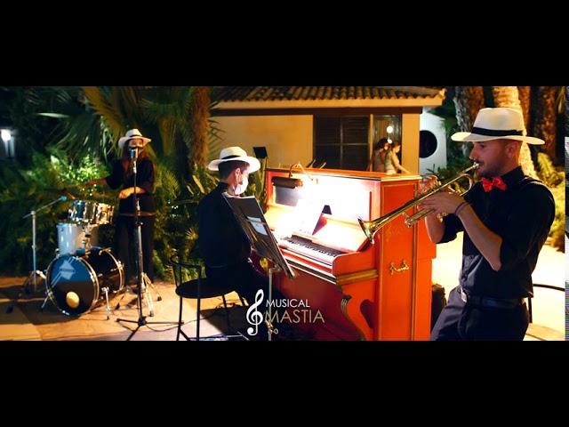 🟩 Piano Jazz | Musica Swing 🎺 | Grupos para Bodas | Musical Mastia