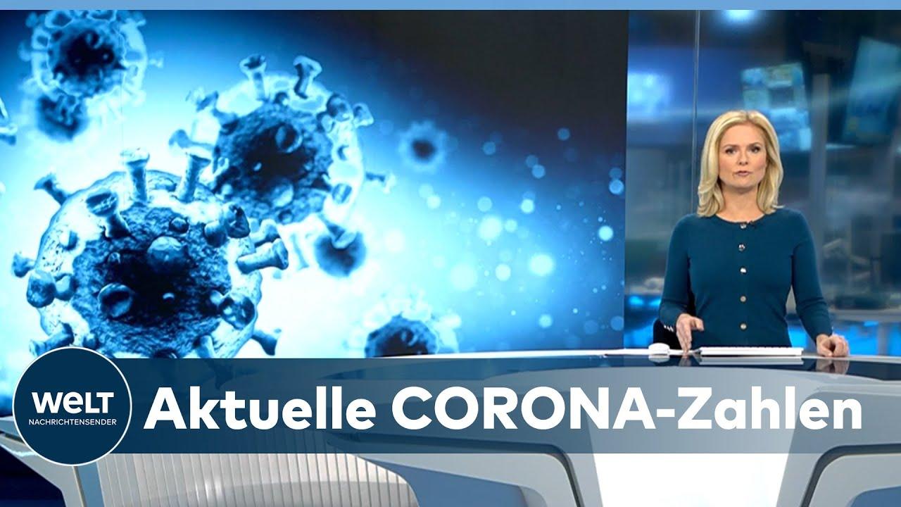 Download AKTUELLE CORONA-ZAHLEN: Inzidenz steigt auf 70,8 - RKI registriert 10 949 Covid-Neuinfektionen