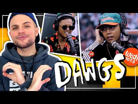 O.C. Dawgs - Akala Ko Nung Una | LIVE on Wish 107.5 Bus | HONEST REACTION