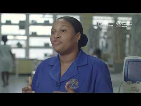 Video on Baby Friendly Hospital Initiative - Barbados