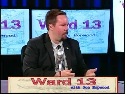 """Ward 13 With Jon Hopwood"" featuring N.H. State Rep. Tim Smith"
