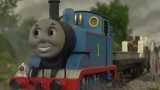 Thomas and the Statue - US