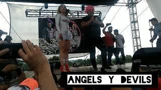 """Gambar cover Anel Rodríguez. Presentación en Ixmiquilpan Hidalgo, Bailando """"Mueve esa Nalgota"""", """"Rebota"""""""