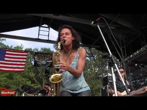 VANESSA COLLIER • Whiskey And Woman • Briggs Farm Blues Festival 2018