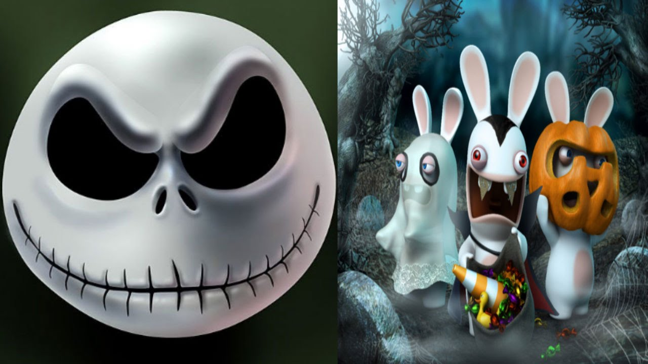 rabbids rumble part 7 this is halloween - Raving Rabbids Halloween Costume