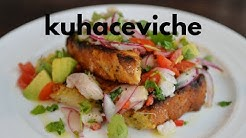 Resepti101: Ceviche ja Valkosipulileipä