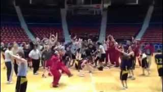 NAIA 2013 National Championship Harlem Shake (Vanguard, Georgetown, Freed, and Westmont)