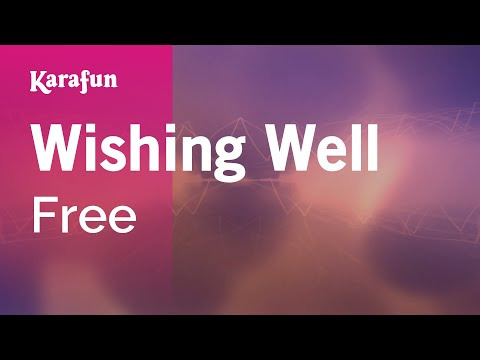 Karaoke Wishing Well - Free *