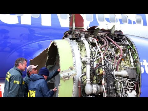 Southwest Explosion Happened Only 20 Minutes Into Flight