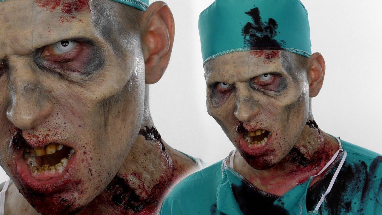 zombie halloween makeup tutorial | last empire - war z | shonagh