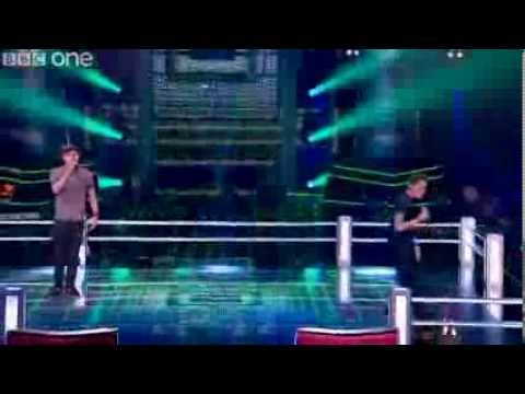 Bill Downs Vs Max Milner  - Beggin- Battle Round   - The Voice UK