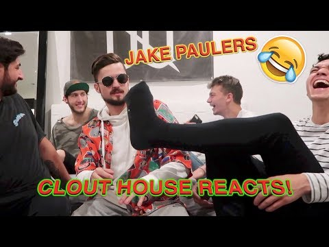 CLOUT HOUSE REACTS TO JAKE PAUL'S NEW SONG