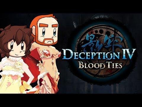 Best Friends Play Deception - Blood Ties