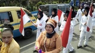 Karnaval Agustusan Kaliboto 2016