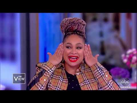 Raven-Symoné on 'Raven's Home', South Africa Visit, & More | The View