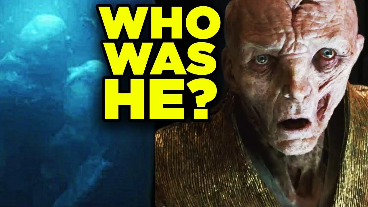 The Mandalorian 2x04 SNOKE EASTER EGG Explained! First Order Revised Timeline!