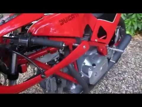 Harris Ducati 900SS Imola