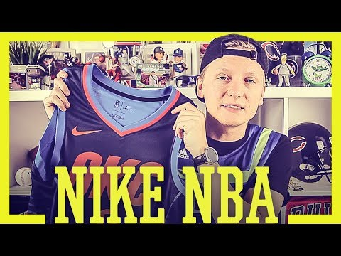 Nike NBA Swingman Jersey 2017 Review - Wie sind die neuen Nike NBA Connected Trikots? thumbnail