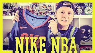 Nike NBA Swingman Jersey 2017 Review - Wie sind die neuen Nike NBA Connected Trikots?