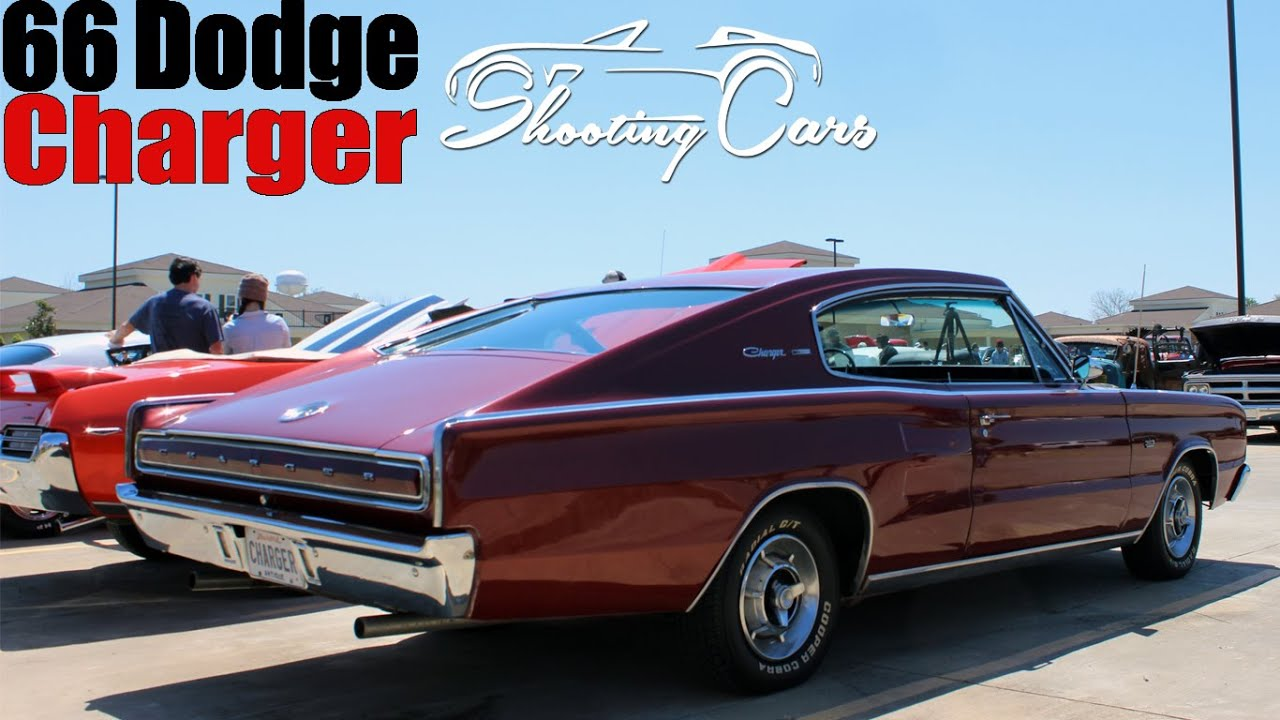 Dodge Charger The Ultimate Gt Muscle Car Youtube