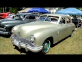 RARE 1947 KAISER FRAZER SEDAN - POSTWAR INDEPENDENT
