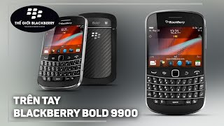 видео COMY | BlackBerry Bold 9900 Gold