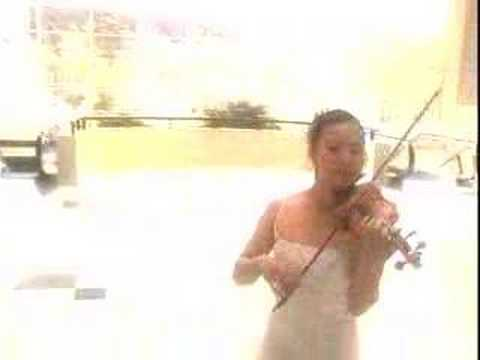 Vivaldi Goldfinch on Treble Violin