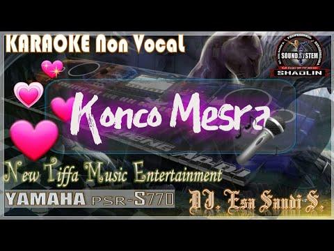 KARAOKE Konco Mesra-Yamaha PSR-S770 (Tiffa Music)