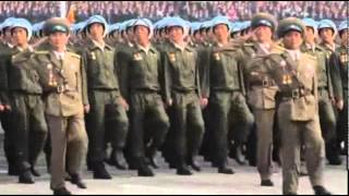 North Korean March Hooked On A Feeling