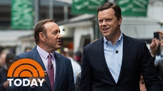 Kevin Spacey: 'House Of Cards' Has Never Been More Relevant | TODAY