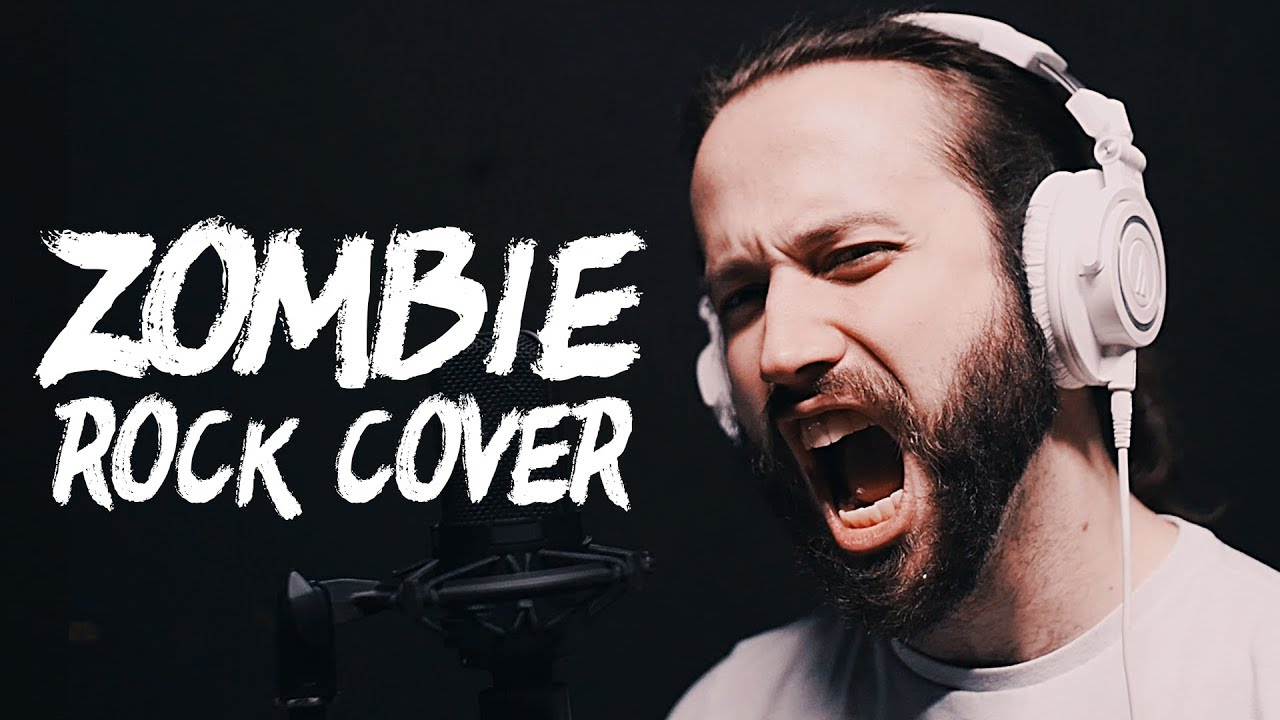 Zombie Bad Wolves The Cranberries Metal Cover By Jonathan
