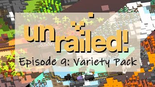 Unrailed! #9 - [Variety Pack] - VOD