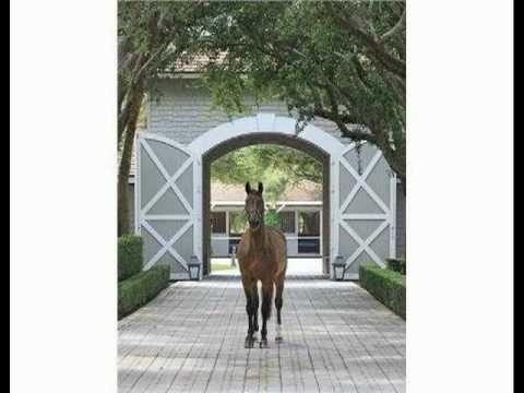 A Horse Lover S Paradise In Wellington Florida Youtube