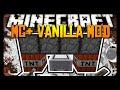 Minecraft Plus Vanilla Mod! (Mining Drill, Remote C4 & More!)