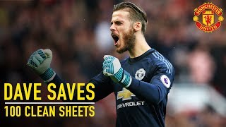 Dave Saves: 100 Clean Sheets
